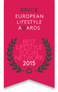 Best Lifestyle Social Network Award 2015