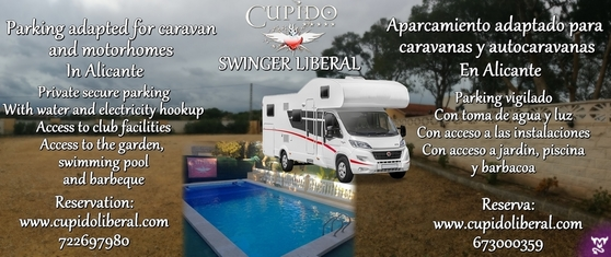 Parking swinger liberal caravanas